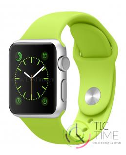 Apple watch green