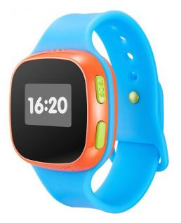 Alcatel Move Time Track&Talk Watch Blue