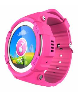 Smart Baby Watch Olio Pink