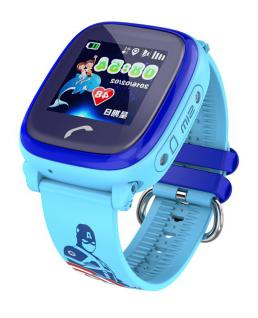Smart Baby Watch Moto Blue