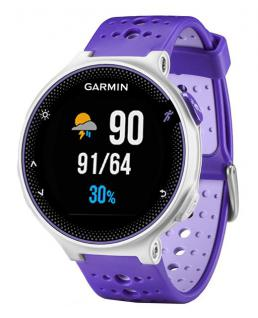 Garmin Forerunner 230 purple