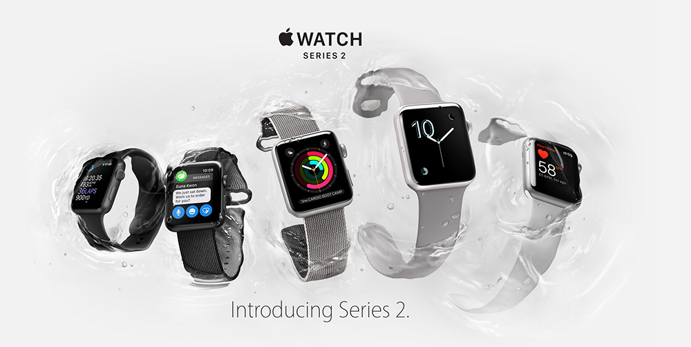 смарт часы apple watch series 2