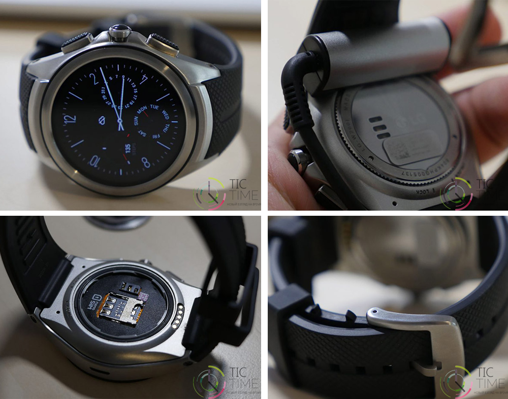 умные часы lg watch urban 2 edition